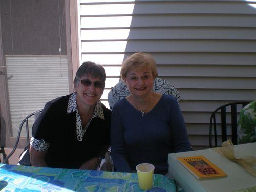 Gail & Dorothy