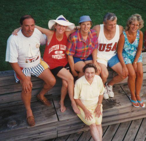 Grandma Ruth & the Inlaws