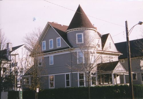 The Malone House in LaGrange