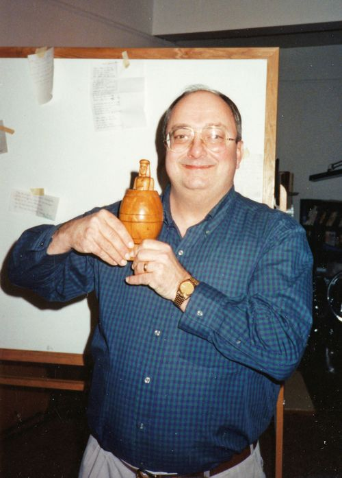 Mike, The Grand Finale Award Winner