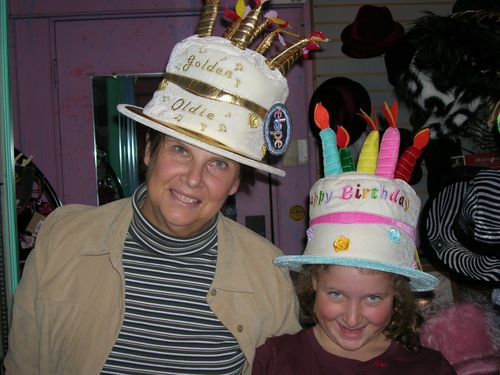 B-day Hats