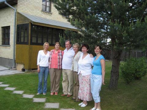 Lithuanian Cousins